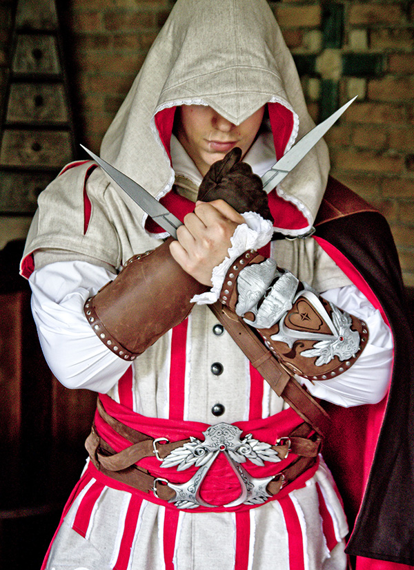 Assasins Creed, particuliere opdracht